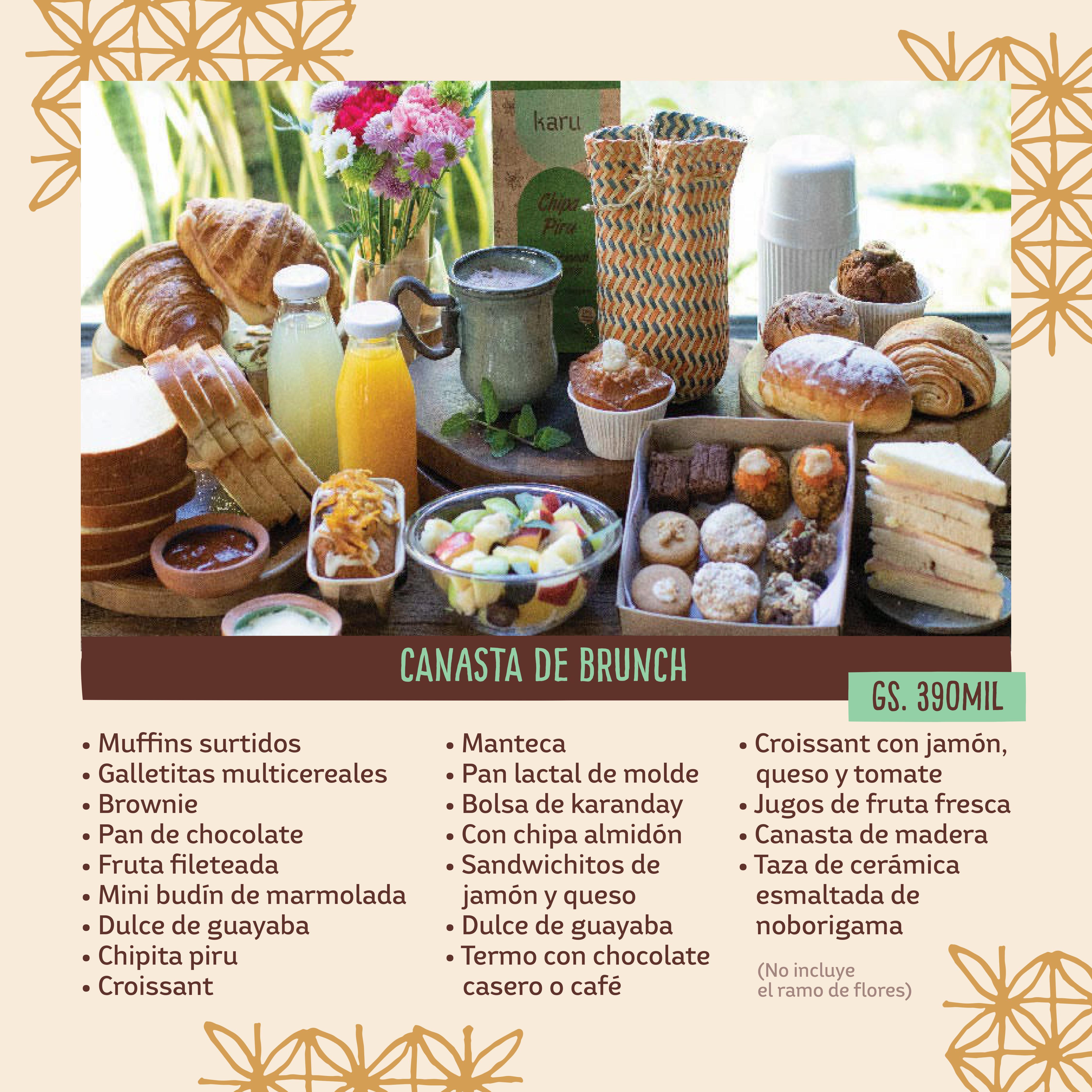 CANASTA BRUNCH