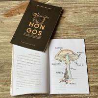 LIBRO HONGOS de Michelle Campi y Ale Servian