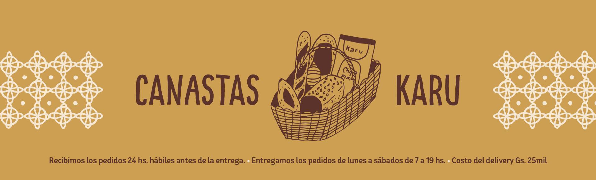 Canastas banner